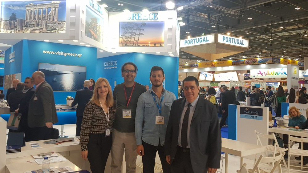 imonline at World Travel Market 2019